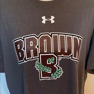 Under Armour Brown T-shirt